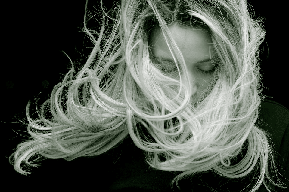 vlasy péče